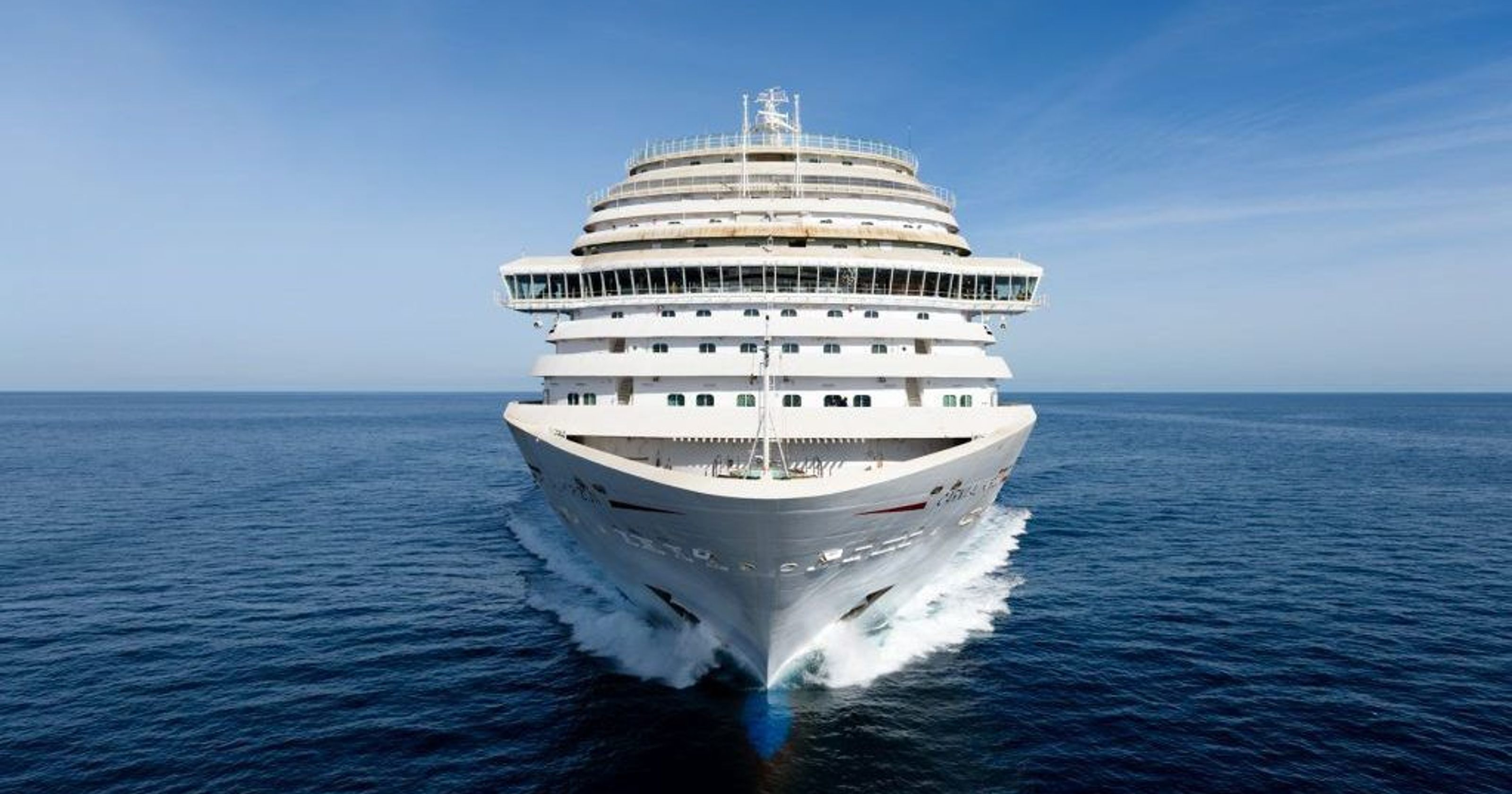 Giant New Carnival Cruise Ship Begins Sailing From Miami