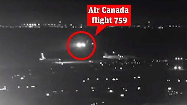 Pilots blamed for flight 759's terrifying close call at airport