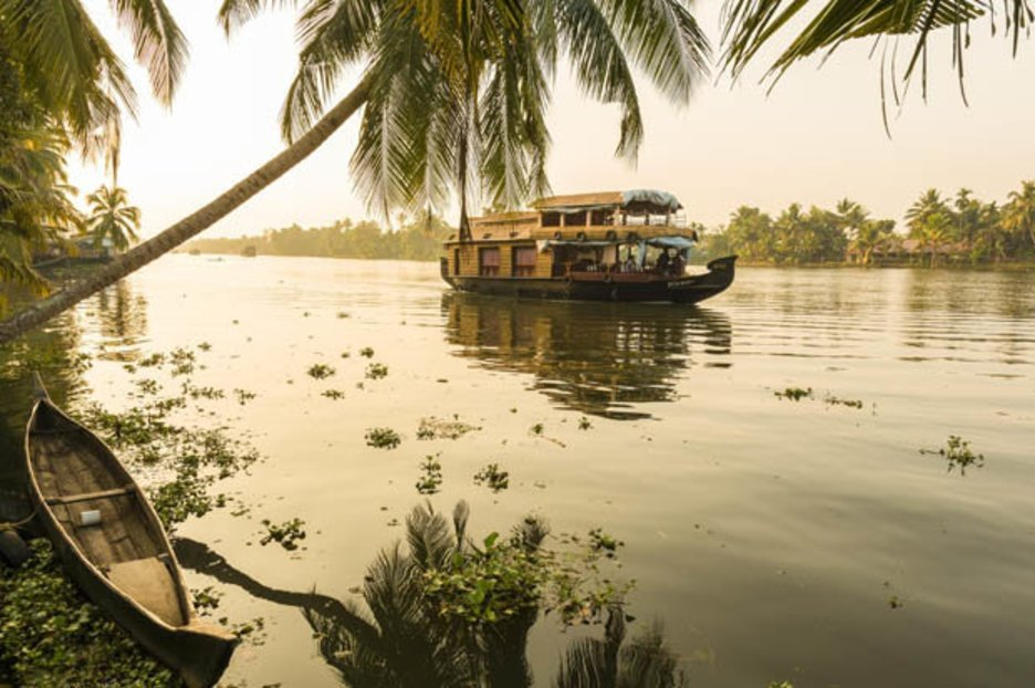Kerala chill out: Heal body and spirit in tranquil waters of a sunny south Indian paradise