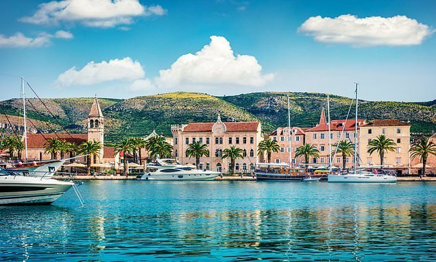 1,200 islands as well as style and history, all hail Croatia comforts