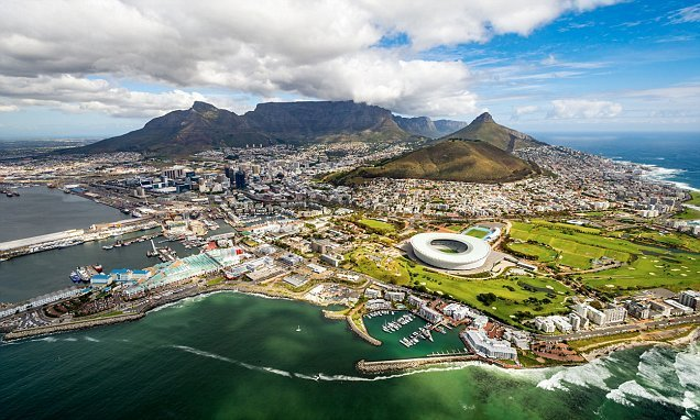 Cape Town is cheapest long-haul destination for British holidaymakers