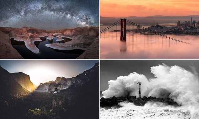 Amazing landscape submissions in the Weather Channel's photo contest
