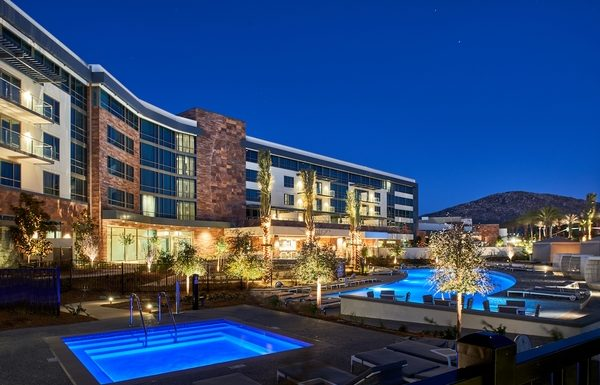 Willows Hotel & Spa Named Best Hotel at HOSPY Awards