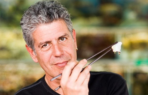 Take a College Course About Anthony Bourdain
