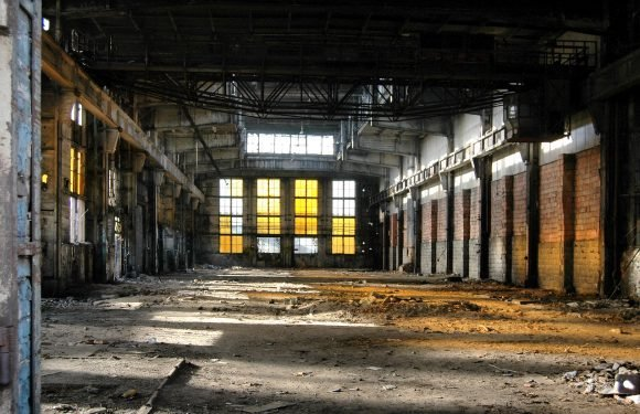 20 abandoned places that are eerily beautiful