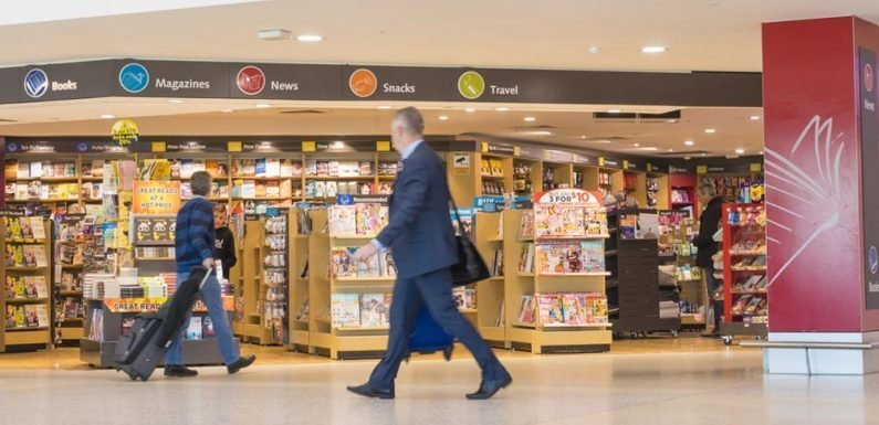 The Perk of Buying Books at the Airport No One Knows About