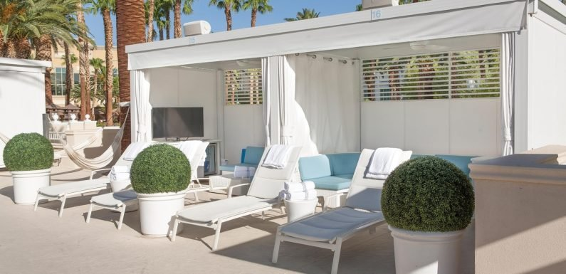 5 Awesome Amenities at Delano Las Vegas