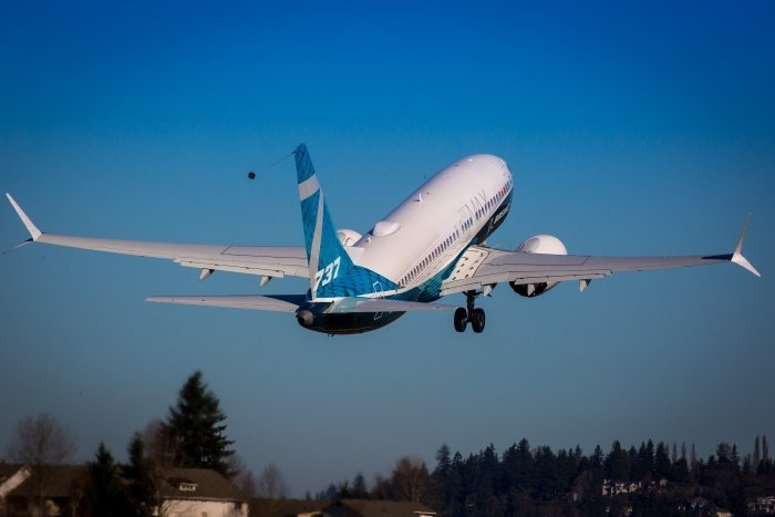 Musser to step down from Boeing communications role