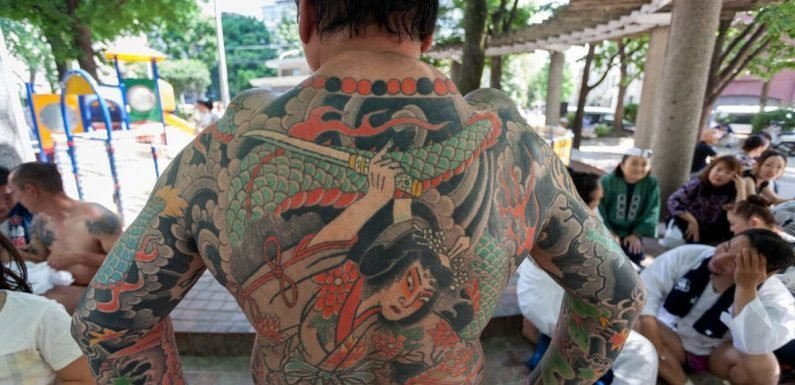 No onsen for you: Why tattoos are stigmatised in Japan