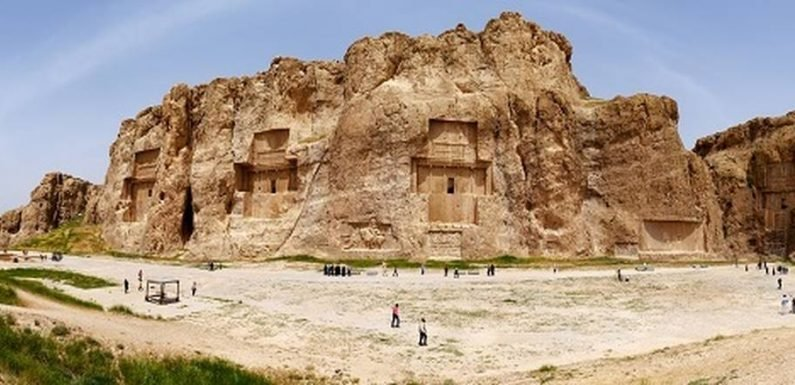 Iran: Rock and royal