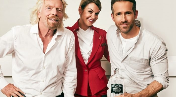 Virgin Atlantic partners with Ryan Reynolds-owned Aviation America Gin