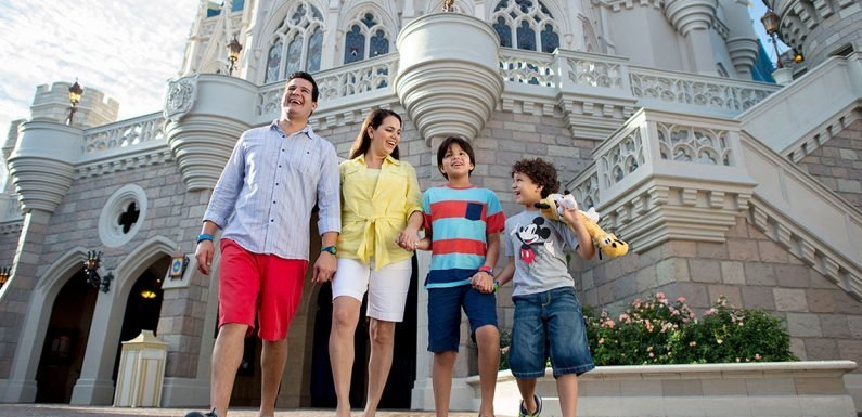 Disney unveils date based pricing for parks