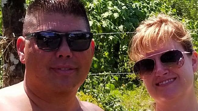 Husband and wife die in Costa Rica after she tries saving him from waterfall