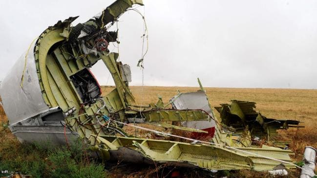 Russia says new evidence proves Ukraine downed MH17