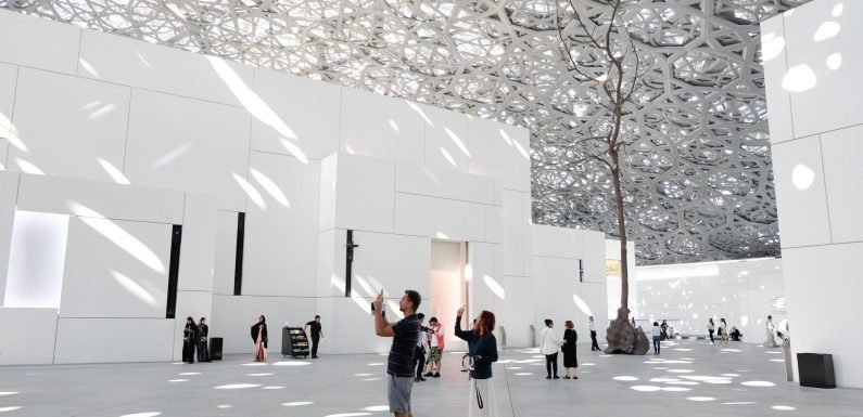 Everything you need to know about the new Louvre Abu Dhabi