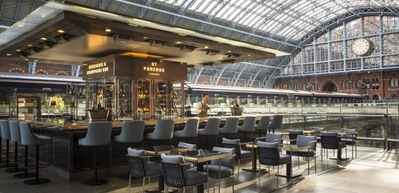 Why this central London station is the best place to learn about champagne