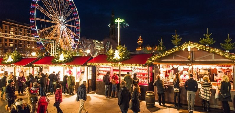 The best places to go Christmas shopping in the UK