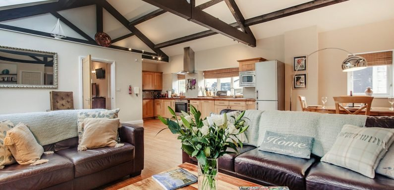 This could be the perfect accessible holiday cottage