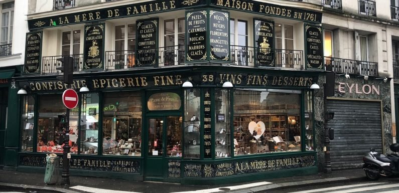 10 places to experience old-school Paris shopping