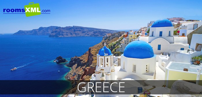 Take a Greek escape with roomsXML ·