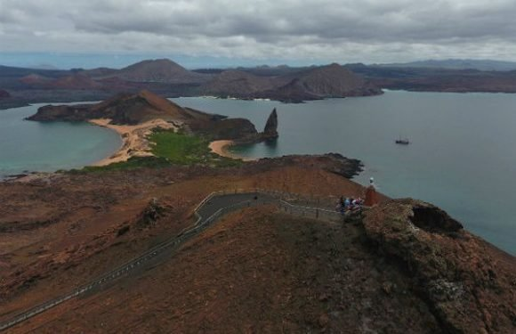 The 5 most photographed sites in Galapagos