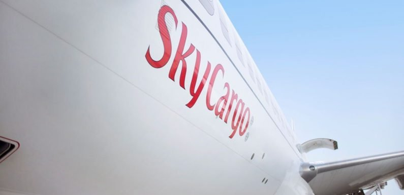 Emirates SkyCargo notches a new Dubai Hub Milestone ·