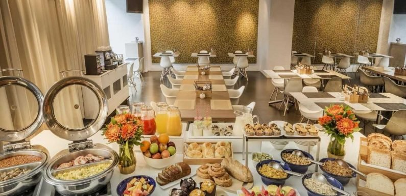 Breakfast for a buck with Frasers Hospitality ·