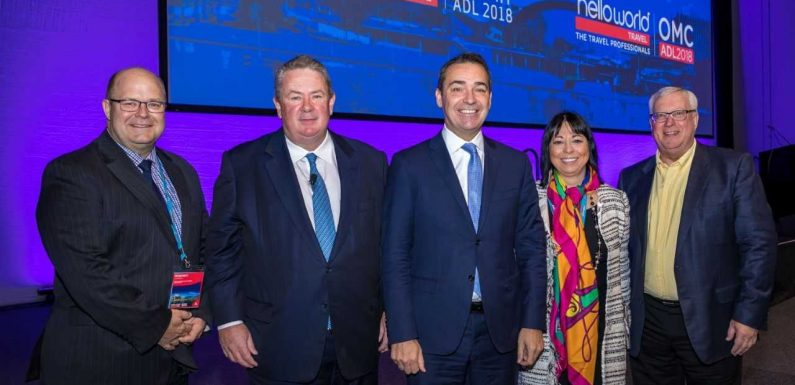 Helloworld Travel 2018 OMC wows in Adelaide! ·