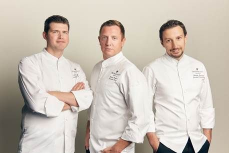 JW Marriott Nashville announces distinguished executive culinary team ·