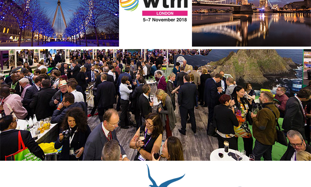 Meet us at WTM London 2018 ·