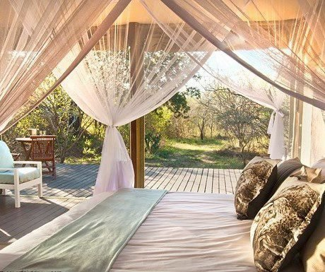5 romantic tented camps in South Africa