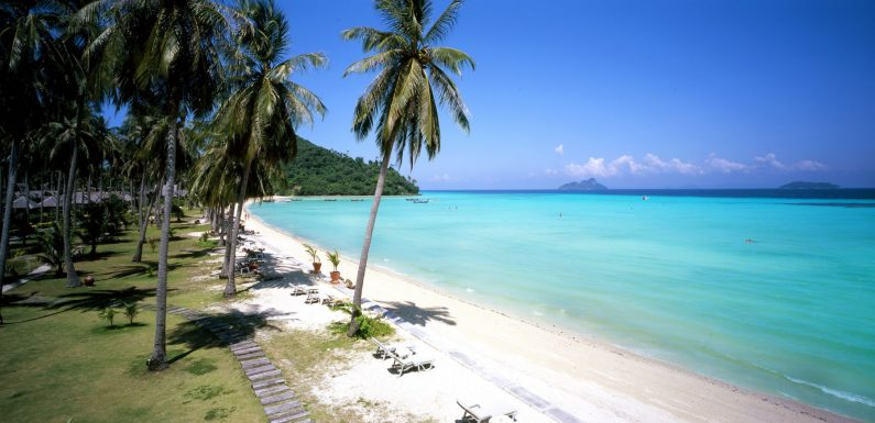 Phi Phi Island Village Beach Resort named among the World's Best Islands ·