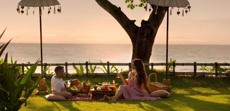 Tropical Getaway – Intercontinental Bali Resort ·