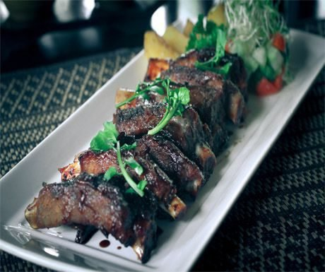 Recipe of the week: Balinese pork ribs