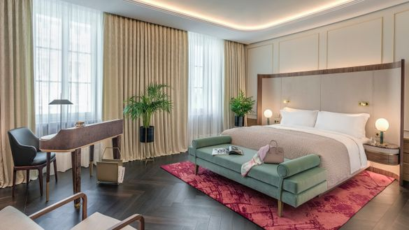 Raffles Hotels & Resorts opens its first enchanting address in Poland ·