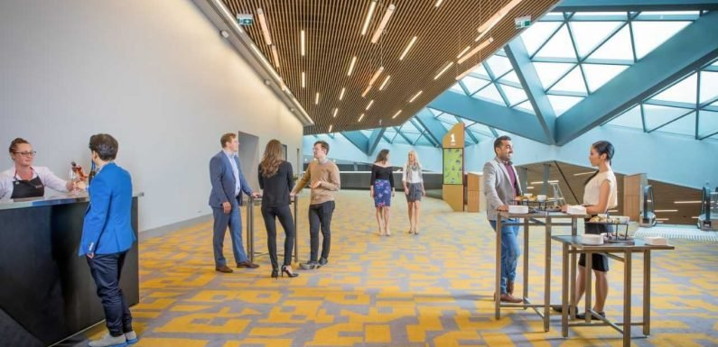 EEAA welcomes the expansion of Melbourne Convention and Exhibition Centre ·