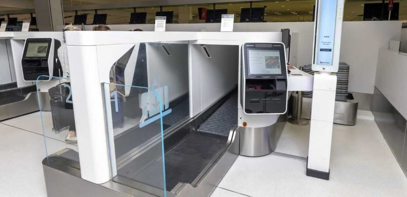 Qantas passengers use facial recognition technology in landmark Sydney Airport trial ·