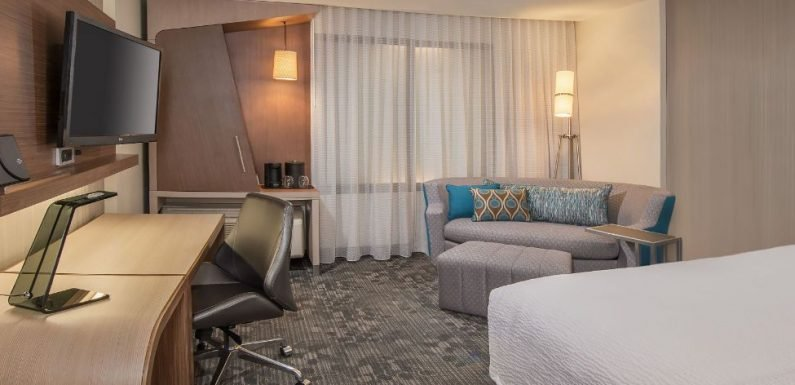 Courtyard and Residence Inn opens in Charlotte, North Carolina ·