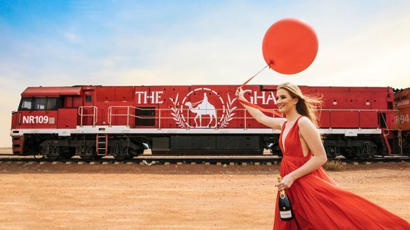 The Ghan celebrates 90 Years with birthday festivities in 2019 ·