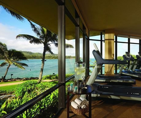 6 of the world's most unique hotel gyms
