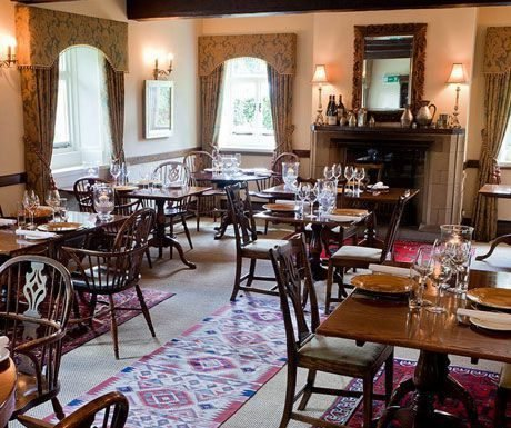 The top 5 places to eat game in Britain
