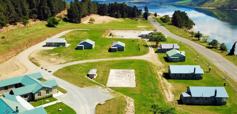 New Zealand village abandoned 30 years ago now on sale for £1.4m