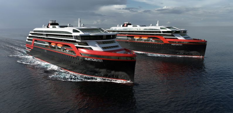 Can cruise ships be powered with dead fish? Norwegian line Hurtigruten is betting on it