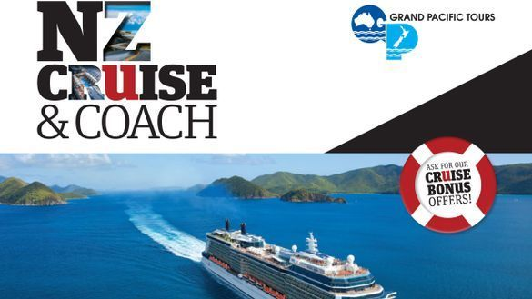 Grand Pacific Tours release NZ Cruise and Coach Brochure for 2019/20 ·