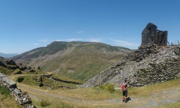 Slated for success: a walk in Snowdonia, Wales – a potential new Unesco site