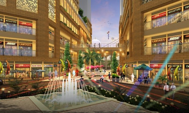Is India's biggest ever urban redevelopment too good to be true?