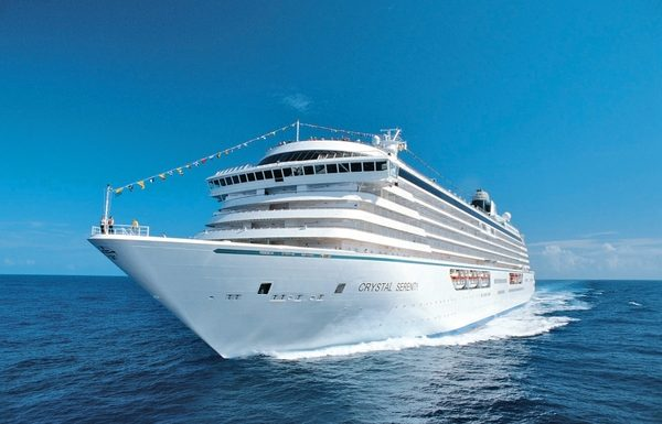 Crystal Serenity Completes Most Extensive Refurbishment Ever