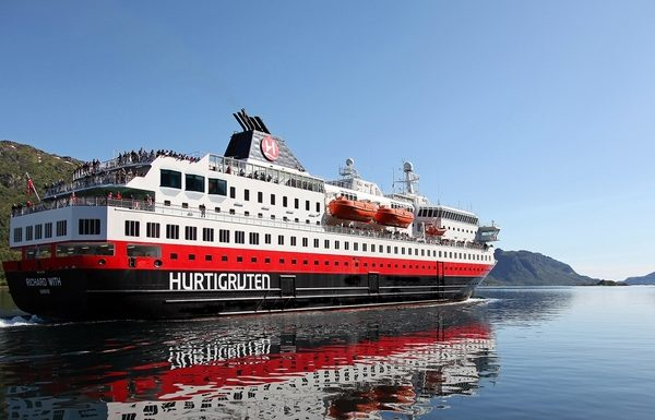 Hurtigruten Gives MS Richard With Extreme Makeover