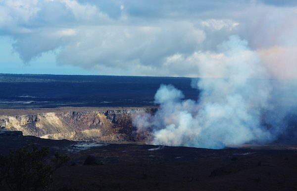 Hawaii Volcanoes National Park Almost Entirely Reopened