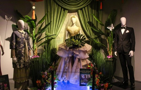 Crazy Rich Asians Exhibit and More On Display at Warners Bros Studio Tour Hollywood